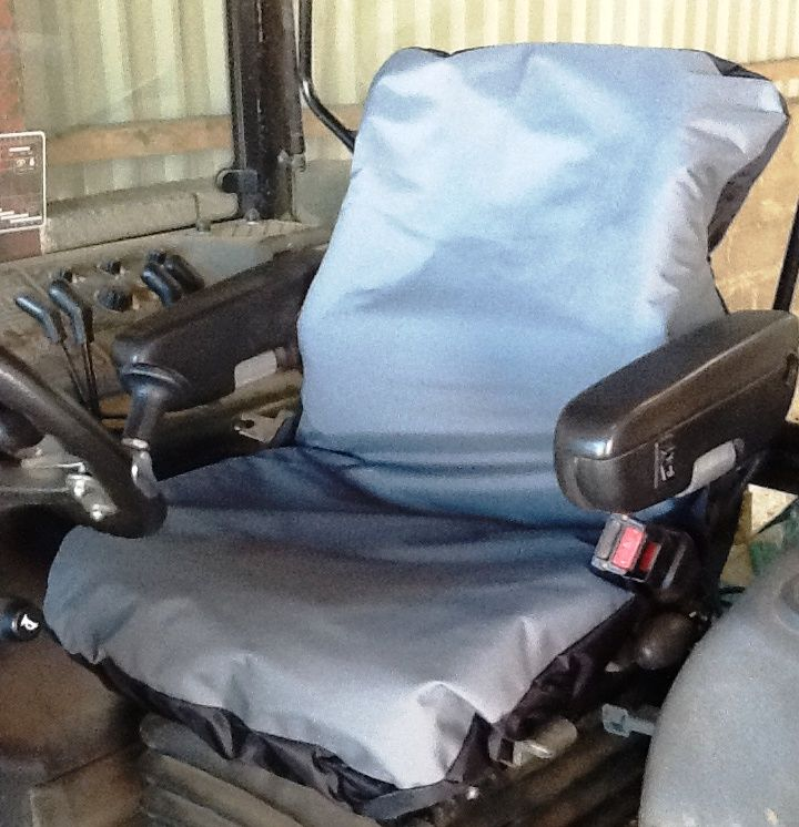 New Holland - Tractor Seat Cover